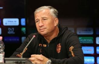 "Dan Petrescu, dupa infrangerea cu Jablonec: ""Judecat voi fi, dar eu acum incerc sa repar ce a fost facut gresit inainte"""