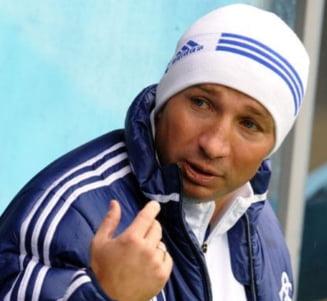 Dan Petrescu, dupa meciul de la Krasnodar: E un mister!
