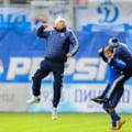 Dan Petrescu, in al noulea cer dupa victoria din Rusia