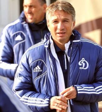 Dan Petrescu, in culmea fericirii dupa victoria din derbiului Moscovei