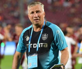 Dan Petrescu, in culmea fericirii dupa victoria uimitoare din Champions League