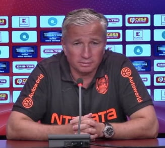 """Dan Petrescu, in razboi cu criticii dupa calificarea CFR-ului: """"M-am saturat de trofee, nu mai am ce sa demonstrez in Romania!"""""""