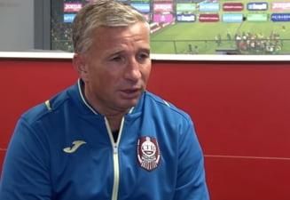 Dan Petrescu, inaintea derbiului cu FCSB: Am fost in 9 tari si n-am trait ce traiesc in Romania