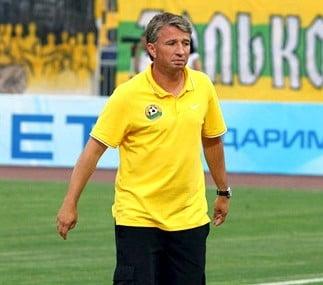 Dan Petrescu, lovit de pesimism