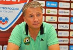 Dan Petrescu, pedepsit aspru de rusi dupa ce a vrut sa bata un arbitru