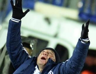Dan Petrescu, prima reactie despre demiterea de la Dinamo Moscova
