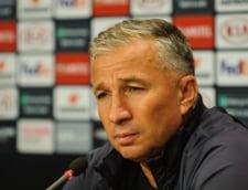 Dan Petrescu, prima reactie despre posibila plecare de la CFR Cluj