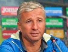 Dan Petrescu, prima reactie dupa infrangerea campioanei Romaniei cu Rapid