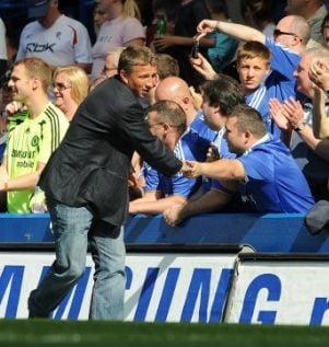 Dan Petrescu, propus antrenor la Chelsea