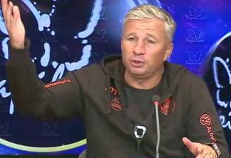 Dan Petrescu, suspendat drastic dupa incidentele de la meciul cu Astra