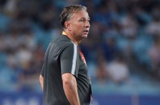 Dan Petrescu, tot mai aproape de demitere: A retrogradat in liga a doua din China