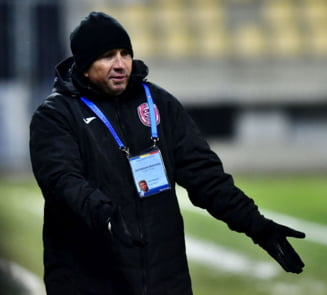 Dan Petrescu, tot mai aproape de despartirea de CFR Cluj: Am o clauza, o platesc si plec!