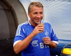 Dan Petrescu, transferuri de zile mari la Dinamo Moscova