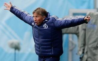 Dan Petrescu, umilit in Rusia