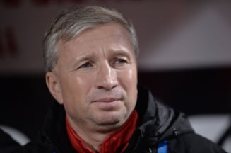 Dan Petrescu, un car de nervi dupa egalul lui CFR Cluj: Nu o sa mai joace pana la finalul sezonului. Nu poate face fata