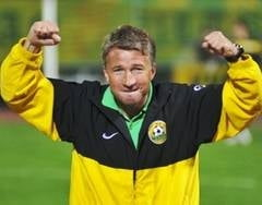 Dan Petrescu, victorie de rasunet in Rusia (Video)