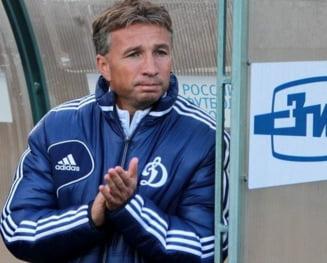 Dan Petrescu, victorie importanta in Rusia