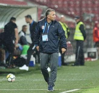 Dan Petrescu a discutat cu Gica Popescu inainte sa refuze echipa nationala