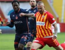 Dan Petrescu a spart gheata in Turcia. A invins campioana din Istanbul cu doua goluri marcate de Alibec - VIDEO