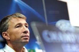 Dan Petrescu debuteaza oficial la Dinamo Moscova