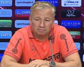 """Dan Petrescu dezvaluie de ce l-a dat afara pe ungurul Lang: """"In viata mea de antrenor nu mai intalnit un astfel de jucator"""""""