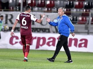 Dan Petrescu explica modul in care CFR Cluj a luat titlul