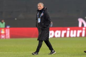 Dan Petrescu incearca sa calmeze spiritele la Cluj: Nu inteleg de ce atata scandal pentru un aut