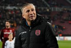 Dan Petrescu pleaca de la CFR Cluj: Mihai Stoica l-a dat de gol