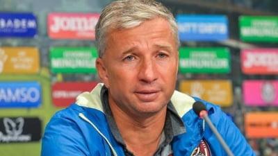 """Dan Petrescu recunoaște: """"A fost o victorie norocoasă, nimeni nu va mai câștiga la Arad"""""""