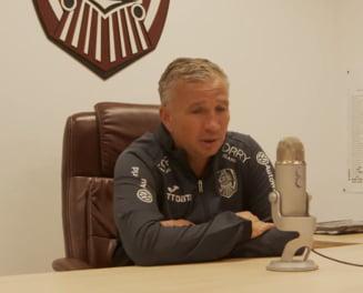 """Dan Petrescu recunoaste ca vrea calificarea in Europa League: """"Nu mai putem sa ne ascundem"""""""