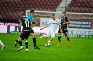 Dan Petrescu renunta la inca un jucator: Iata cine a plecat de la CFR Cluj