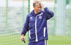 Dan Petrescu s-a certat cu sefii lui Dinamo Moscova