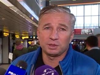 Dan Petrescu s-a intors in tara si face dezvaluiri: Patronul chinez s-a suparat pe mine