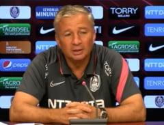 """Dan Petrescu se plange de tragerea la sorti din Europa League: """" Preferam sa joc cu Tottenham, acasa. Maine as face schimb cu Botosani"""""""
