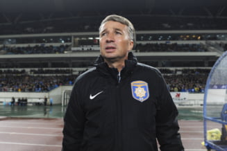 Dan Petrescu se propune la nationala Romaniei