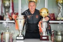 Dan Petrescu si-a prelungit contractul cu CFR Cluj - oficial