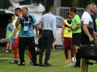 Dan Petrescu trage un semnal de alarma la CFR Cluj inainte de partida cu Astana: Jucam cu o echipa mult mai buna