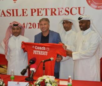 Dan Petrescu traieste un calvar in Qatar