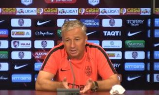 Dan Petrescu vrea sa plece de la CFR Cluj. Patronul anunta ca echipa nu se prezinta la urmatorul meci