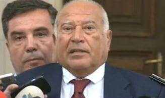 Dan Voiculescu, la iesirea de la CAB: Eu sunt doar pensionar. Romania are prea putini oligarhi!
