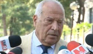 Dan Voiculescu a fost condamnat la 10 ani de inchisoare - decizie definitiva