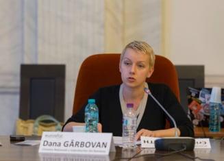 Dana Girbovan, refuzata de Iohannis pentru postul de ministru al Justitiei, isi retrage demisia din magistratura
