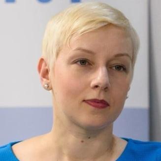 Dana Girbovan si-a dat demisia din magistratura ca sa fie ministru