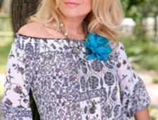 Dana Savuica petrece 1 mai la Cocor spa