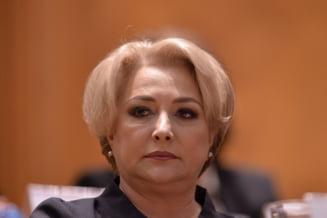 Dancila: Nu mai sunt confortabila dupa ce am vazut ca pot fi facute probe pentru un prim-ministru