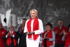 Dancila: Un premier desemnat nu poate sa ia o decizie in legatura cu comisarul european. Presedintele a facut o mare greseala