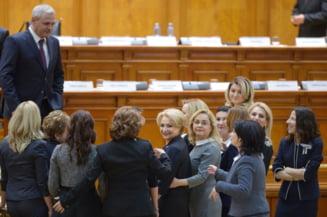 Dancila, despre Dragnea: Intotdeauna presedintele partidului a candidat la presedintia Romaniei