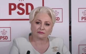 """Dancila, despre OUG pe justitie, """"insistentele lui Dragnea"""" si cum s-a opus ea: M-am gandit la imaginea Romaniei"""