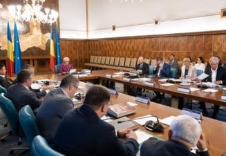 Dancila, despre coalitia de guvernare PSD-ALDE: Avem in ambele partide ministri care trebuie sa plece