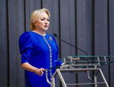Dancila, despre pactul propus de ea: Partidele din opozitie nu sunt in stare sa isi asume acest angajament de bun-simt